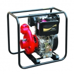Diesel Cast-iron Water Pump 2