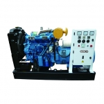 Diesel Generating Set powered by Weifang engine @1500rpm, 50Hz