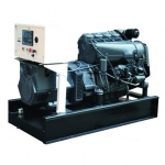 Diesel Generating Set powered by air cooled BEINEI engine 15kva - 62 kva